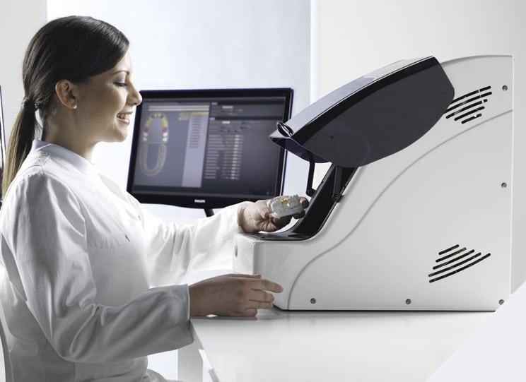 Scanner Dentaire et bijouterie à 15 microns