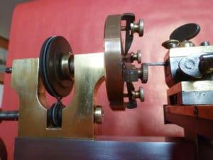 Belle mécanique horlogère d'autrefois